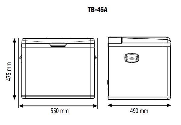 TB 45A