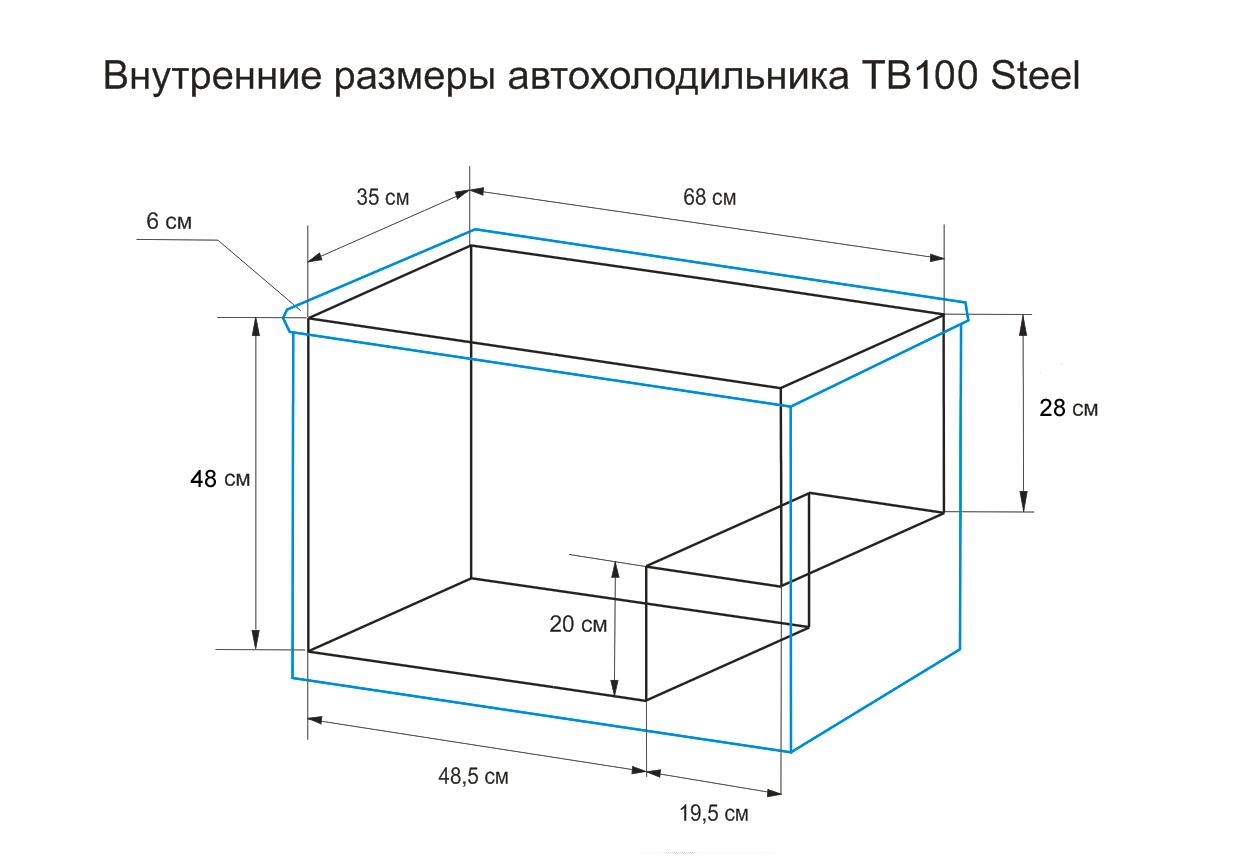 TB 100 STEEL /NEW/